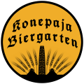 Konepaja Biergarten